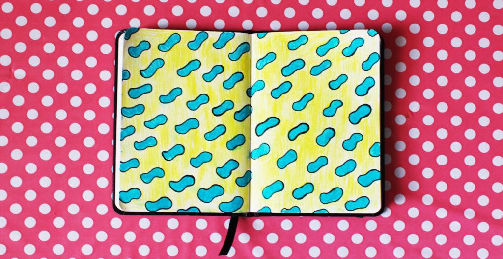 pattern graphic design zoe accardi